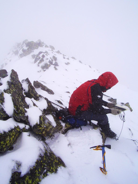 Frontier ridge