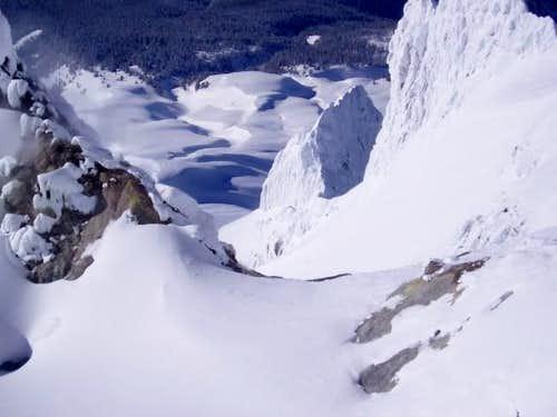 Mt. Hood February 9, 2004