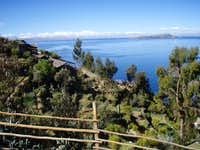 Escalinata - Isla del Sol