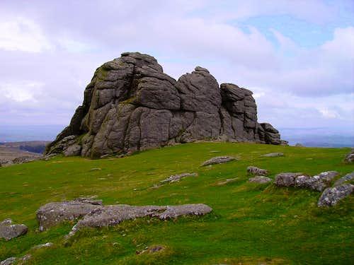 Haytor Rocks Images