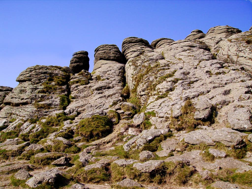 Haytor Dartmoor Granite