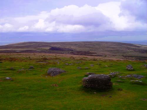 Haytor Rock Views