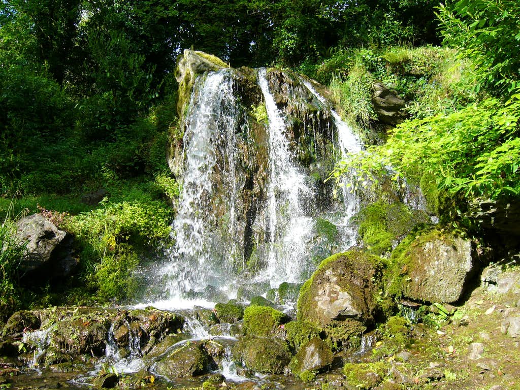 Brookdale House Waterfall