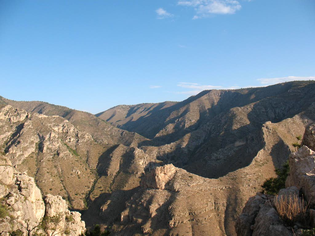 Tejas trail