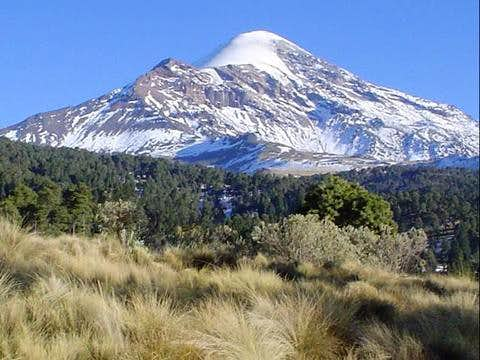 Pico de Orizaba, from the...