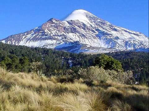 Pico de Orizaba, from the...