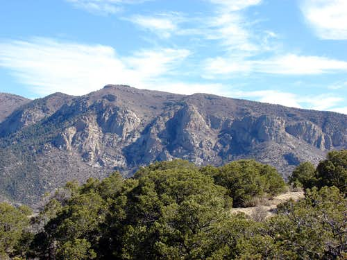 South Sandia Cliffs