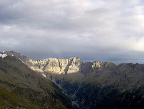 Saeuleck, 3.086m