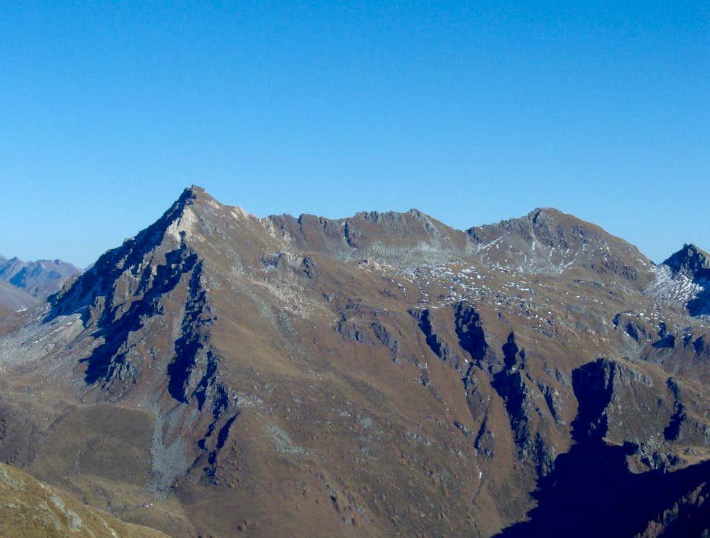 Makerni Spitze, 2.644m