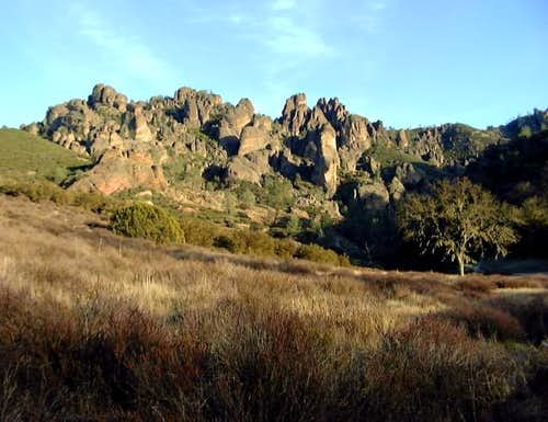 Pinnacles National Monument...