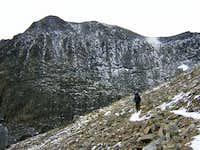 Blacktop Peak from high on...