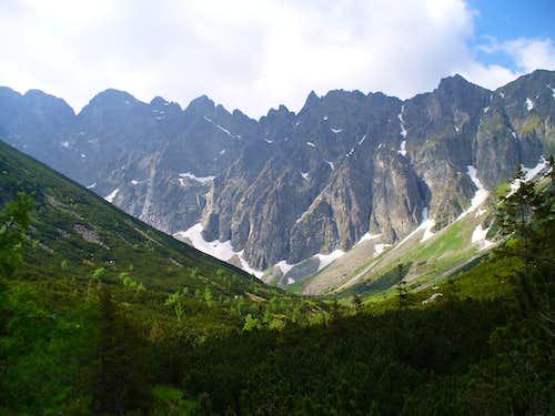 Javorova Ridge