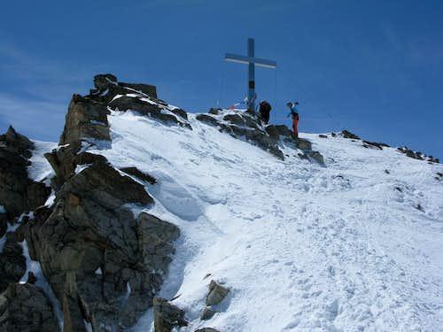 Summit of Jamspitze