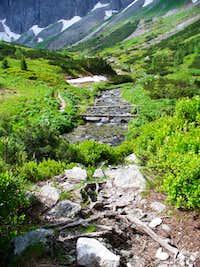 Javorova valley