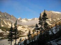 Indian Peaks: June 28, 2008