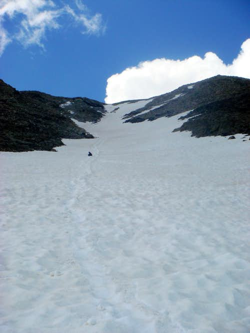Northern Couloir