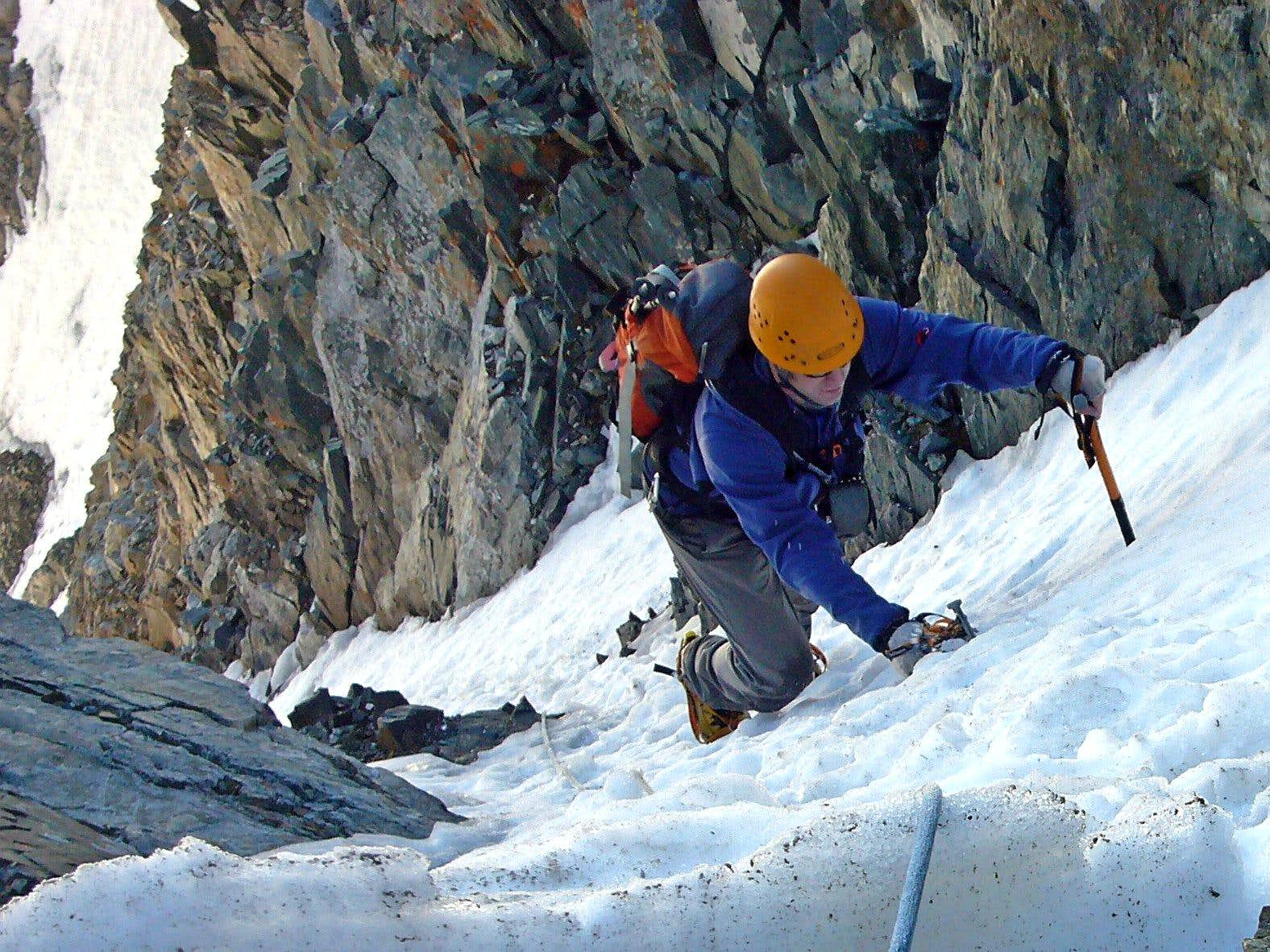 Pacific Peak - North Couloir