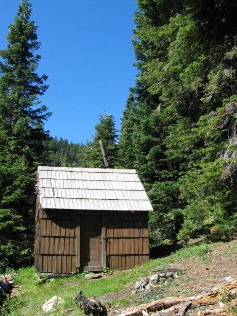 This is the Krause cabin,...