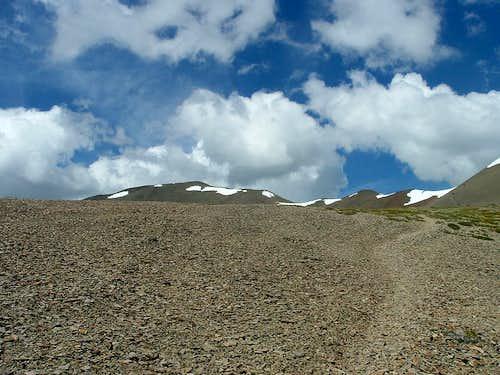 San Luis Peak-return to the beautiful San Juans