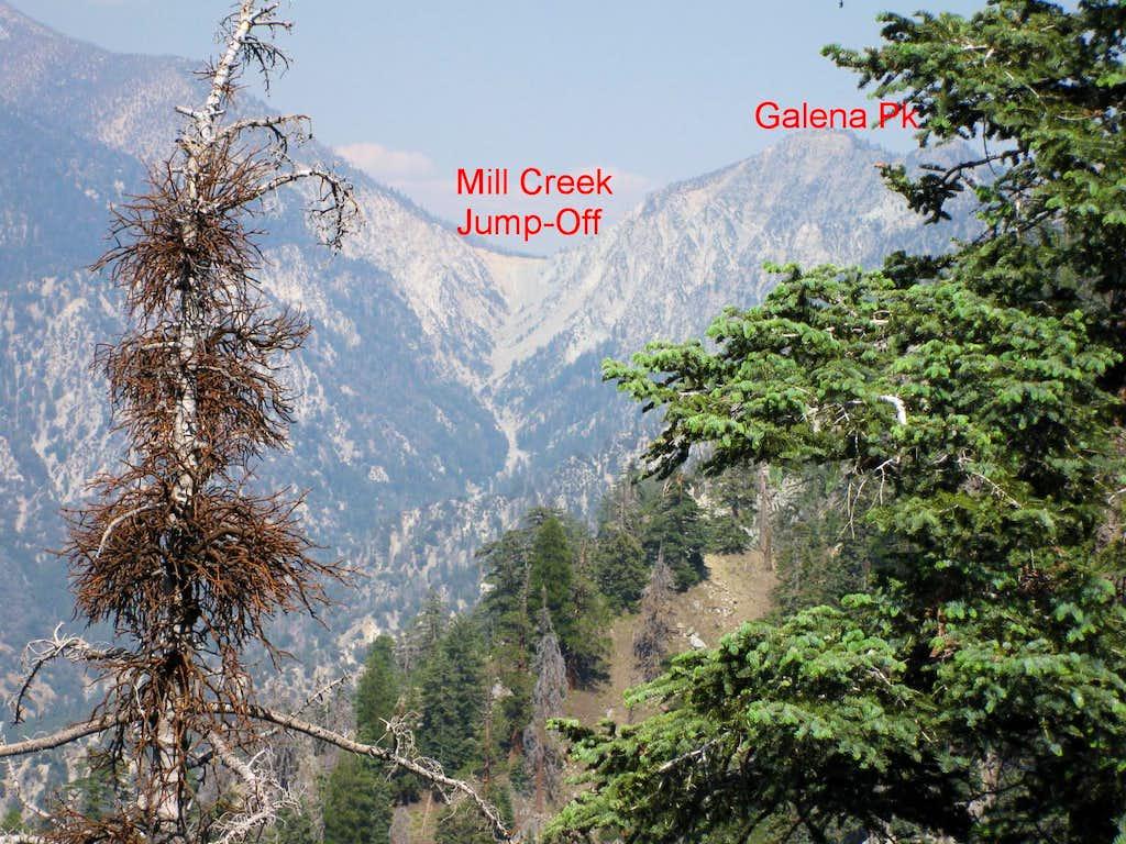 Mill Creek Jump-Off