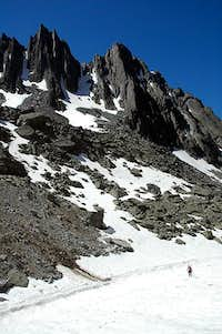 Approaching the Second Cirque