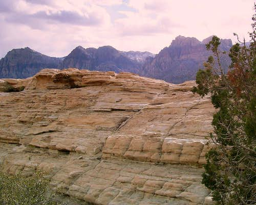 NV\'s Red Rock Alps