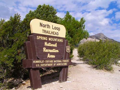 North Loop Trailhead