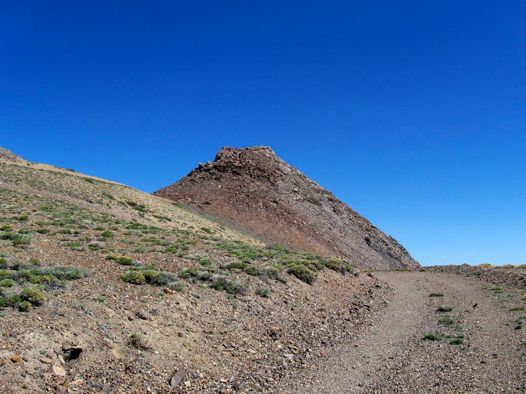 Summit of Mt. Grant