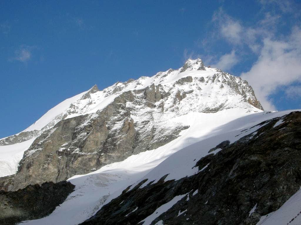 Rimpfischhorn from the SW