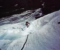 Climbing Mali (small) Aktru Glacier