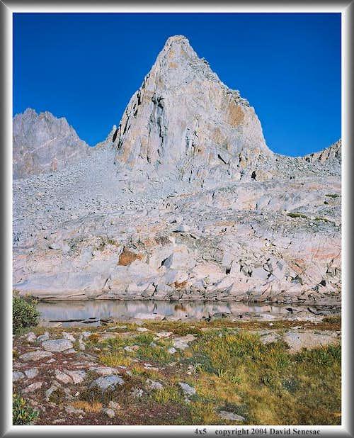 Isosceles Peak August 2004
