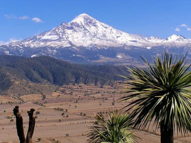 Orizaba from part of the way...