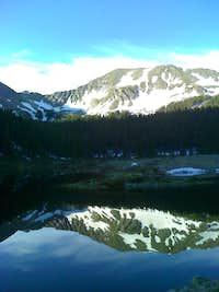 Morning at Williams Lake