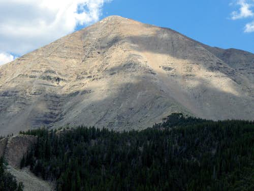 West Spanish Peak