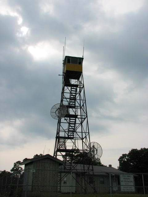 Old Fire Tower