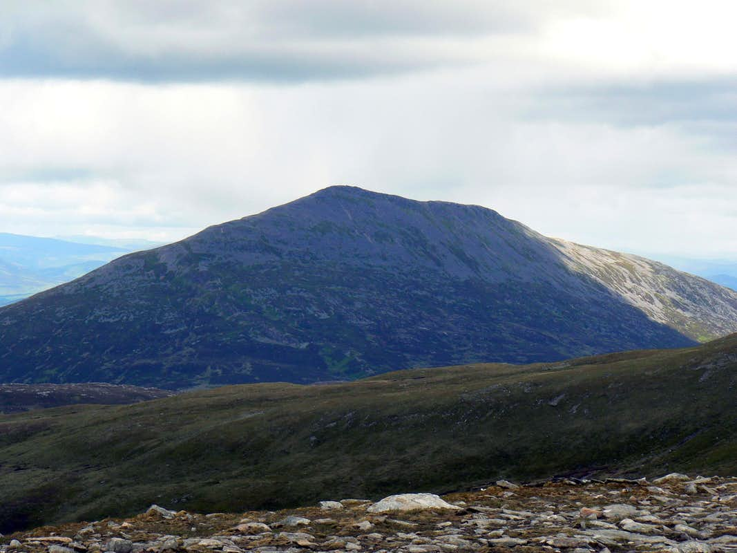 Schiehallion 3553ft from the south-east