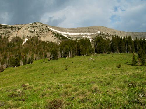Choteau Mountain-- Summit Ridge