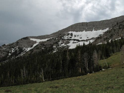 Choteau Mountain-- Summit Ridge (South)