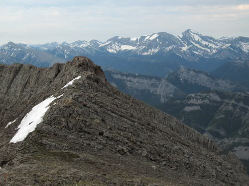 Summit View-- SW