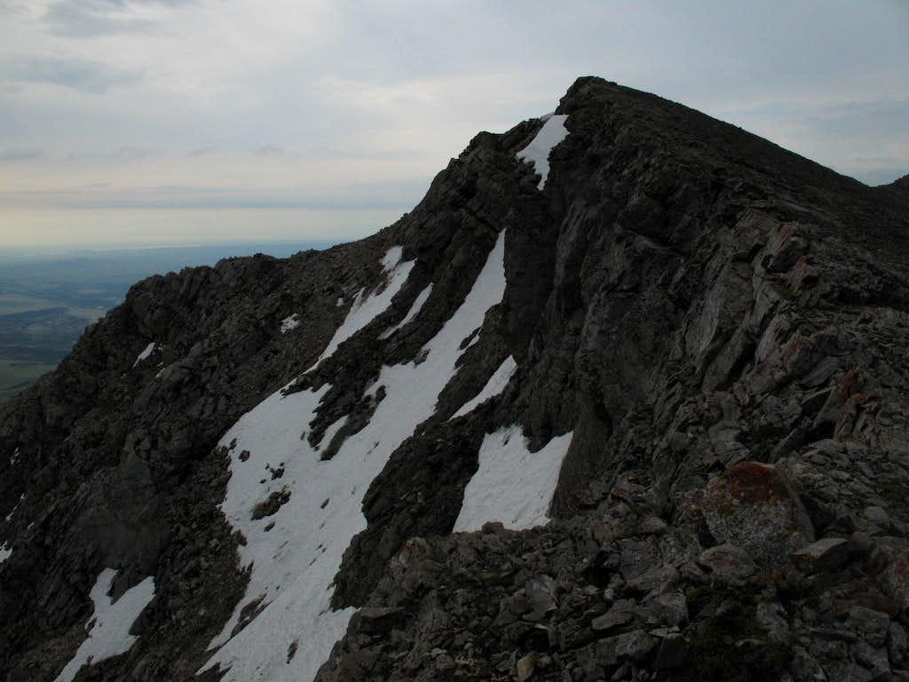Choteau Mountain