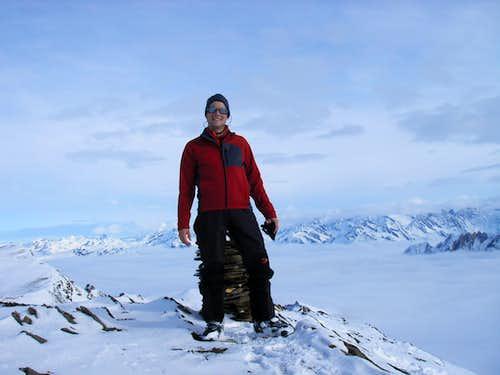 Summit of Wildgärst 2890m