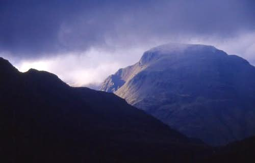Great Gable,October 2000.