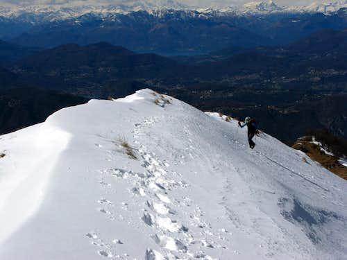 Monte Generoso 1701m