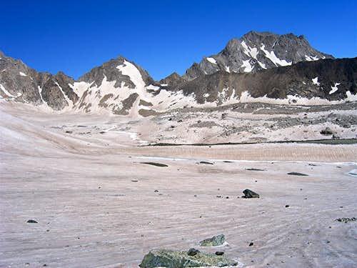 Alam Chal Glacier