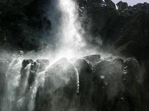 Grande cascade Cirque de Gavarnie