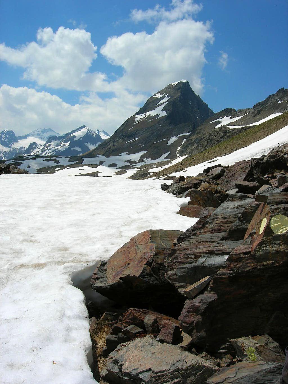 Pic Sauvegarde ( 2738 m)