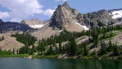 Mill B South (Lake Blanche)