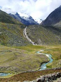 rio calzada and cerro warra warani
