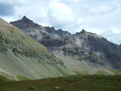 Teakettle Massif