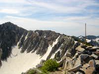 Patsy Marley summit cairn